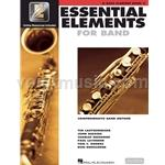 Bass Clarinet Book 2  EEi  - Essential Elements for Band