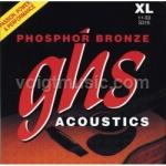 GHS S315 Phosphor Bronze XL 11-50
