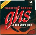 GHS S335 Phosphor Bronze Medium 13-56