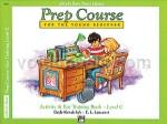 Alfred's Basic Piano Prep Course: Activity & Ear Training Book C