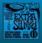 2225 Ernie Ball Electric Guitar Strings - Extra Slinky 8-38