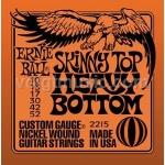 Ernie Ball 2215 Electric Guitar Strings - Slinky Top/Heavy Bottom 10-52