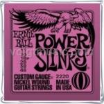 2220 Ernie Ball Electric Guitar Strings - Power Slinky 11-48