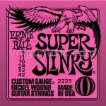 2223 Ernie Ball Electric Guitar Strings - Super Slinky 9-42