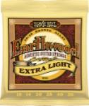 EB2006 Ernie Ball Earthwood Acoustic Guitar Strings - Extra Light 10-50