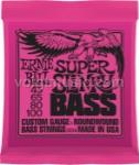 Ernie Ball EB2834 Super Slinky Roundwound Bass Strings 45-100