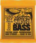 Ernie Ball EB2833 Hybrid Bass Strings 45-105