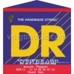 DR RCA Sunbeam Phosphor Bronze Acoustic Guitar Strings