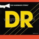 DR HIBEAM Hi-Beam Stainless Steel Bass Strings Wound on Round Cores