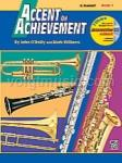 Clarinet - Accent on Achievement - Book 1