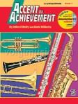 Accent on Achievement - Alto Sax - Book 2