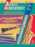 Accent on Achievement - Tuba - Book 3