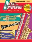 Accent on Achievement - Bari Sax - Book 2