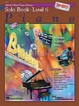 Alfred's Basic Piano Course - Top Hits! Solo Book - 6