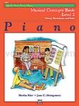 Alfred's Basic Piano Course: Musical Concepts Book 2