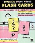 89 Color-Coded Flash Cards