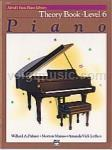 Alfred's Basic Piano Course - Theory Book - 6