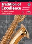 Tradition of Excellence - Baritone Sax - Book 1