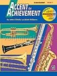 Accent on Achievement - Bass Clarinet - Book 1