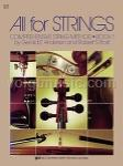 All for Strings - Violin - Book 1