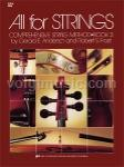 All for Strings - Viola - Book 3