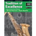 Tradition of Excellence - Bb Tenor Saxophone - Book 3