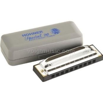 HH560A Hohner Special 20 Harmonica - A