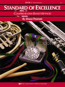Baritone / Euphonium  - Standard of Excellence - Book 1