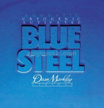 Dean Markley 2032 Blue Steel Acoustic Guitar Strings - Extra Light 10-47