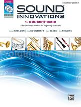 Clarinet Bk 1 - Sound Innovations for Concert Band