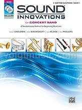 Bari Sax Bk 1 - Sound Innovations for Concert Band,