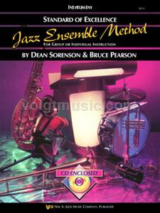 Standard of Excellence Jazz Ensemble Method - Tenor Sax