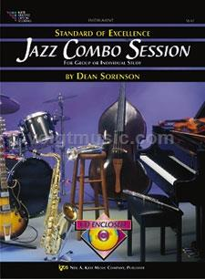Standard of Excellence Jazz Combo Sessions - Trombone