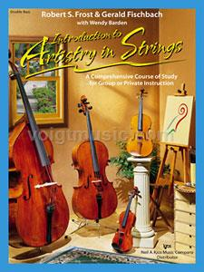 Introduction To Artistry In Strings - Cello (Book & CD)