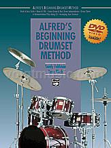 Alfred's Beginning Drumset Method w/ DVD