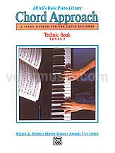 Alfred's Basic Piano - Chord Approach Technic Book - 2