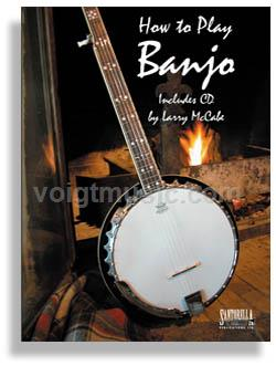 How to Play Banjo w/ CD