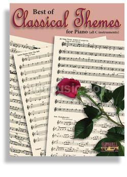 Best of Classical Themes for Piano