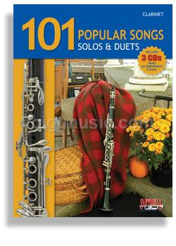 101 Popular Songs for Clarinet - Solos & Duets