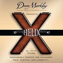 Dean Markley DMS2081 Helix HD LT 11-52 Acoustic Guitar Strings