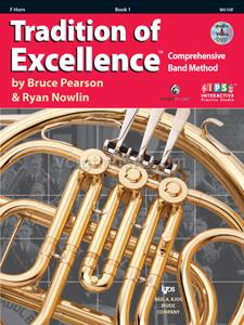 French Horn - TOE - Book 1