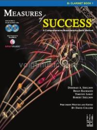 Alto Sax - Measures of Success - Book 1