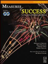 Electric Bass - Measures of Success - Book 2