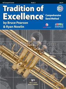 Bb Trumpet / Cornet - TOE - Book 2