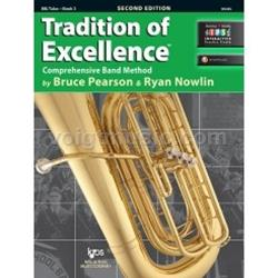 Tradition of Excellence - BBb Tuba - Book 3