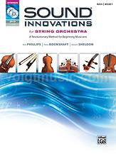 Bass Bk 1 - Sound Innovations for String Orchestra